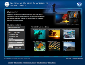 noaa-national-marine-santuary-media-library